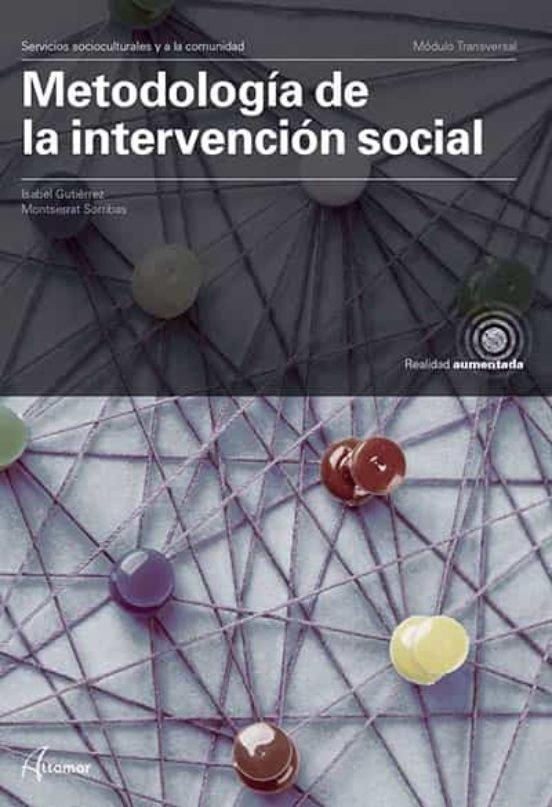 Metodologia interencion social gs 20 cf
