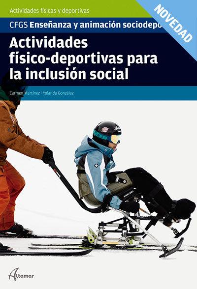 Actividades fisico deport.inclusion social cf 20