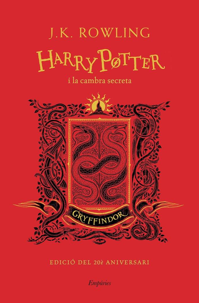 Harry potter i la cambra secreta gryffind