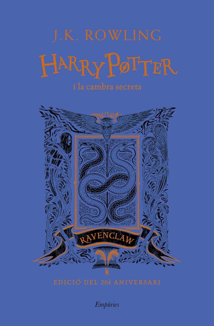 Harry potter i la cambra secreta ravencla