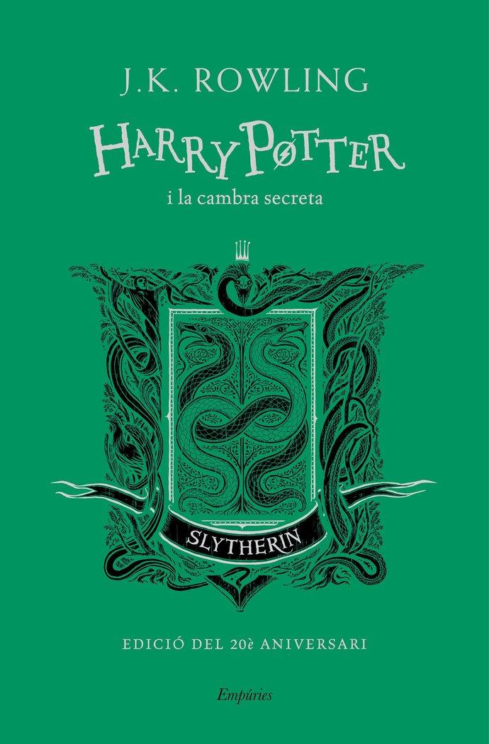 Harry potter i la cambra secreta slytheri