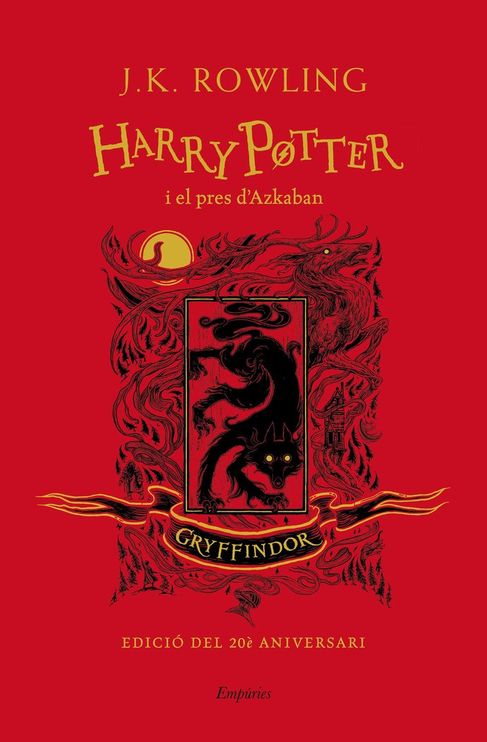 Harry potter i el pres dazkaban gryffind