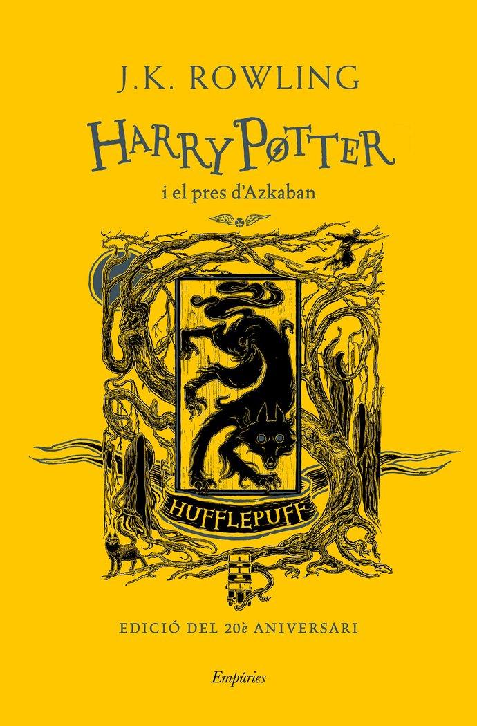 Harry potter i el pres dazkaban hufflepu