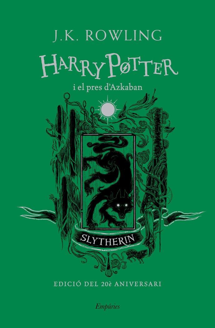 Harry potter i el pres dazkaban slytheri