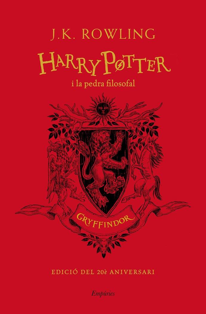 Harry potter i la pedra filosofal gryffin