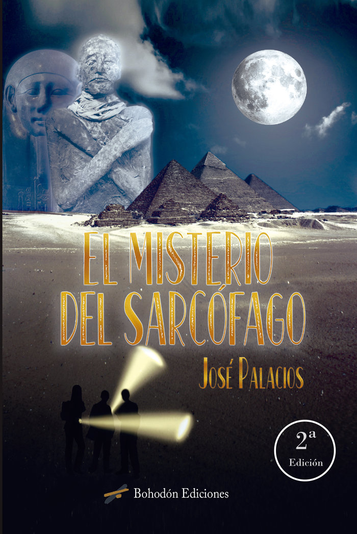 Misterio del sarcofago 2ª ed