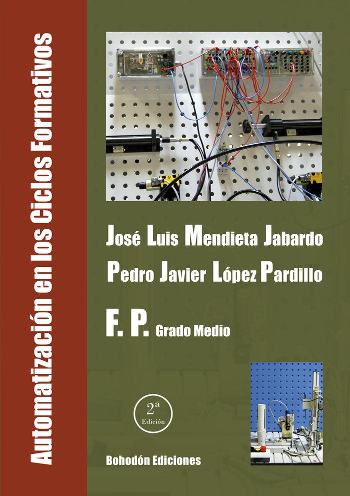 Automatizacion en los ciclos formativos gm 2ª ed