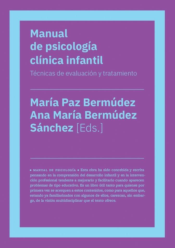 Manual de psicologia clinica infantil 4ªed