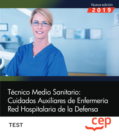 Tecnico medio sanitario cuidado auxiliar enfermeria test