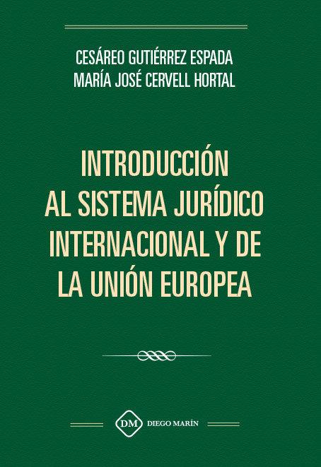 Introduccion al sistema juridico internacional y union euro