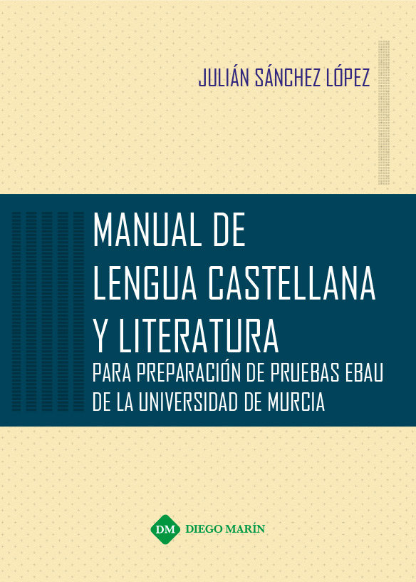 Manual de lengua castellana y literatura para preparacion de
