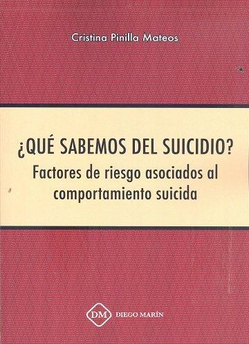 Que sabemos del suicidio. factores de riesgo asociados a