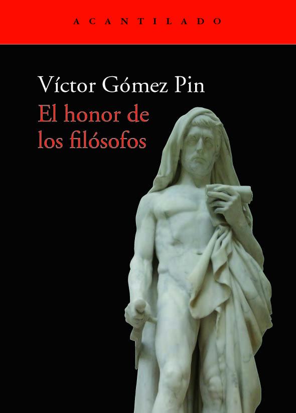 Honor de los filosofos,el