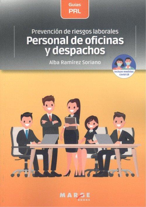 Personal de oficinas y despachos prevencion riesgos laboral