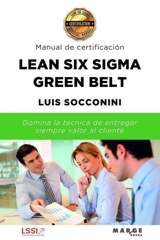 Lean six sigma green belt manual de certif