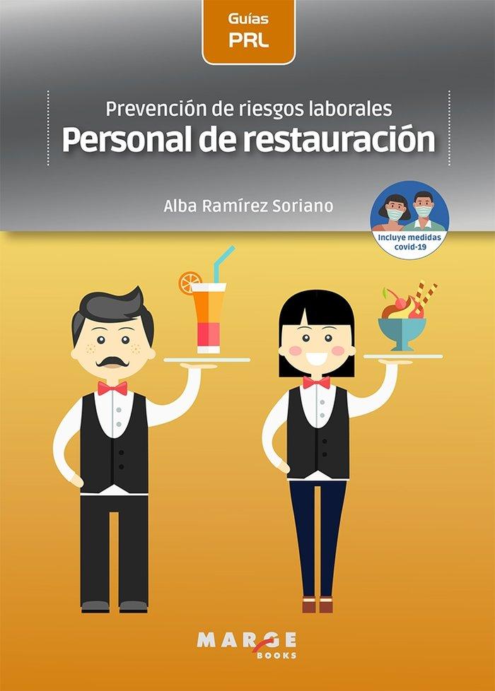 Prevencion de riesgos laborales personal