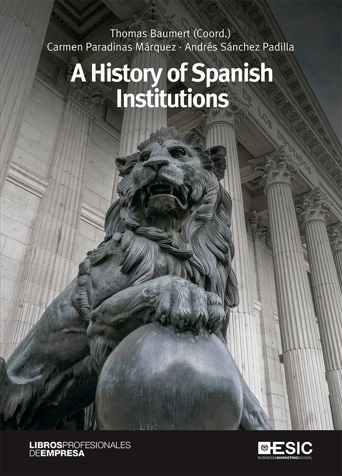 A history of spanish institutions