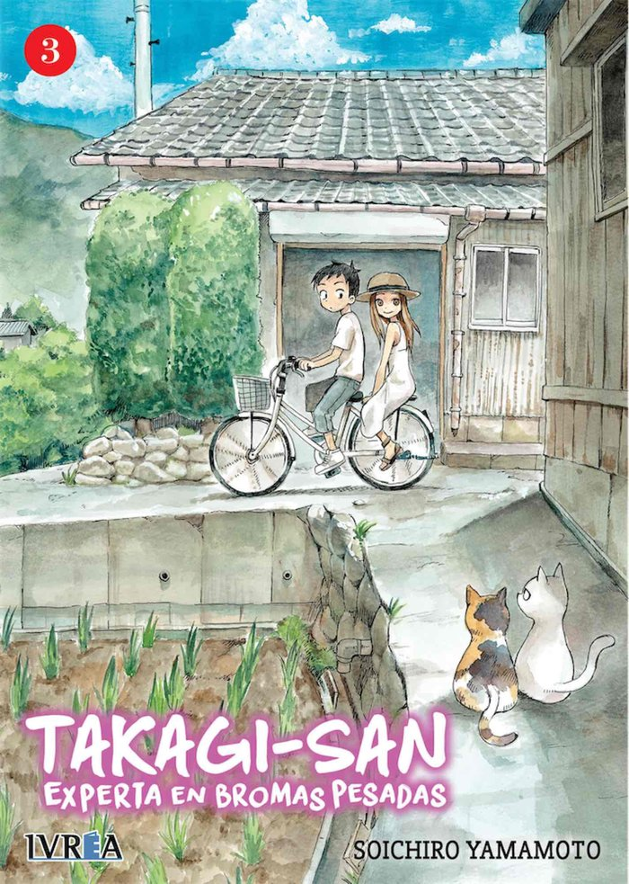 Takagi san experta en bromas pesadas 3