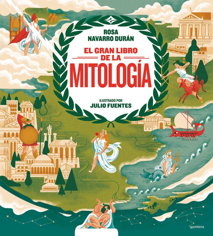 El gran libro de la mitologia