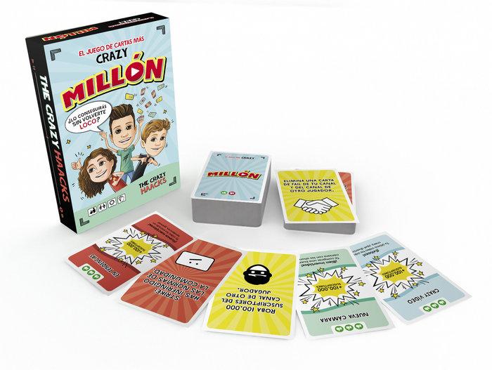 El millon. el juego mas crazy