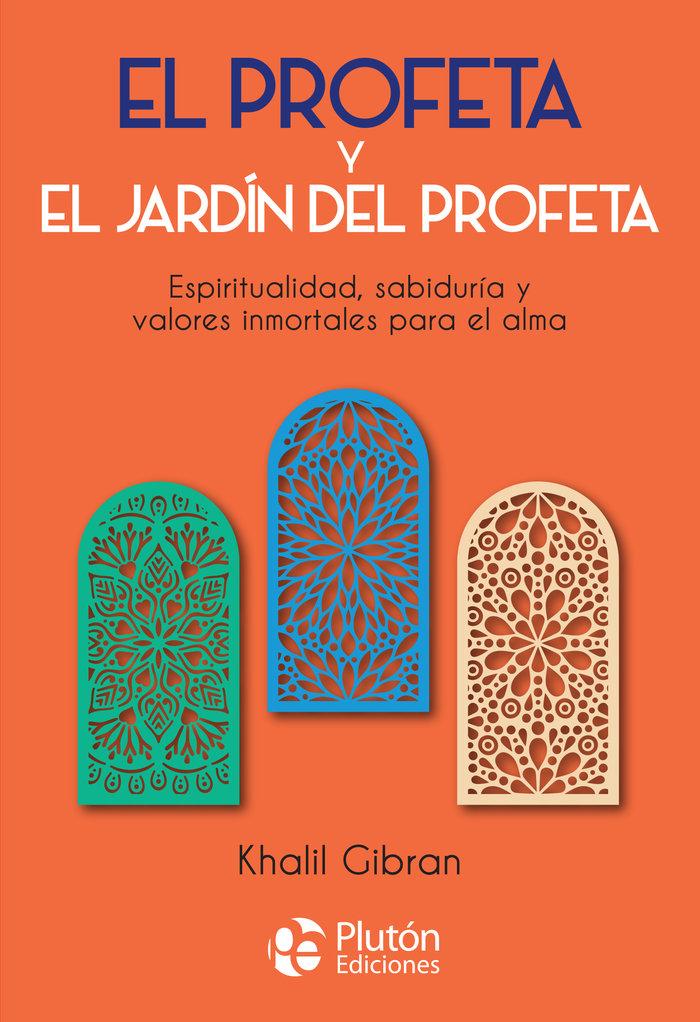 Profeta y el jardin del profeta,el