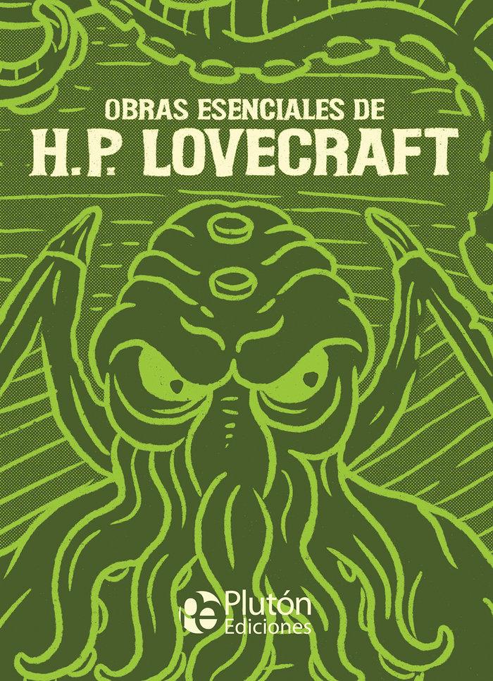 Obras esenciales de h p lovecraft