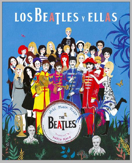 Beatles y ellas,los
