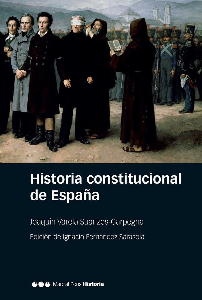Historia constitucional de españa