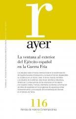 Revista ayer 116 la ventana al exterior ejercito español en