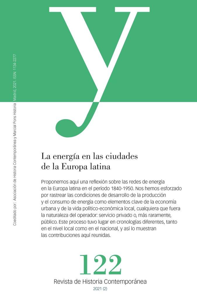 La energia en las ciudades de america latina