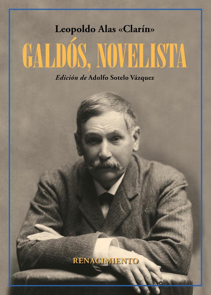 Galdos novelista