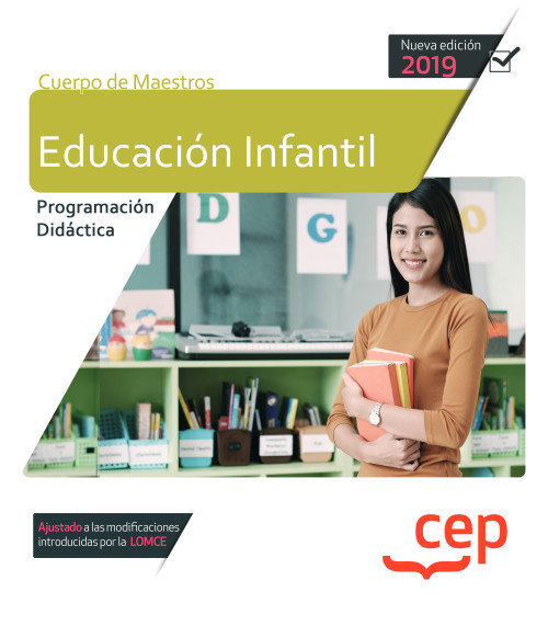 Cuerpo de maestros educacion infantil programacion didactic
