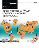 Manual ingles profesional logistica y transporte internacio