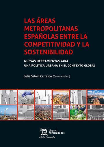 Areas metropolitanas españolas,las
