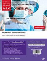 Pack ahorro premium enfermero/a promocion interna servicio