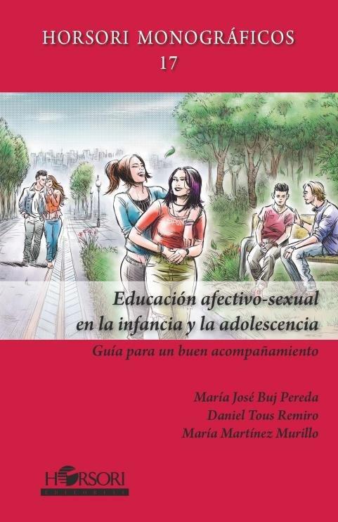 Educacion afectivo sexual en la infancia y la adolescencia