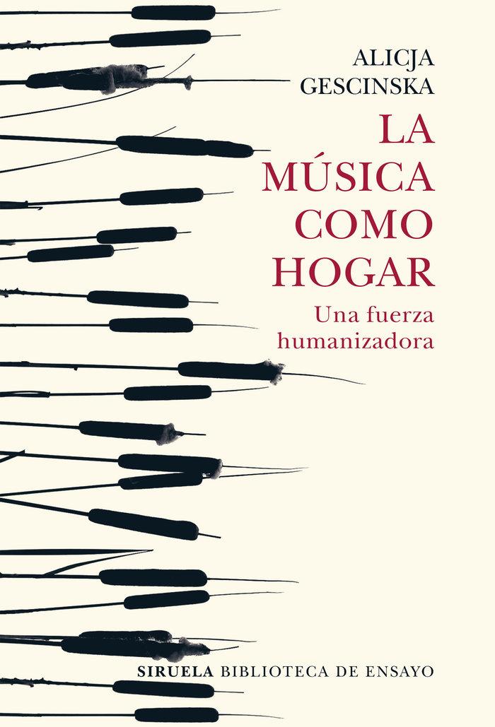 Musica como hogar,la