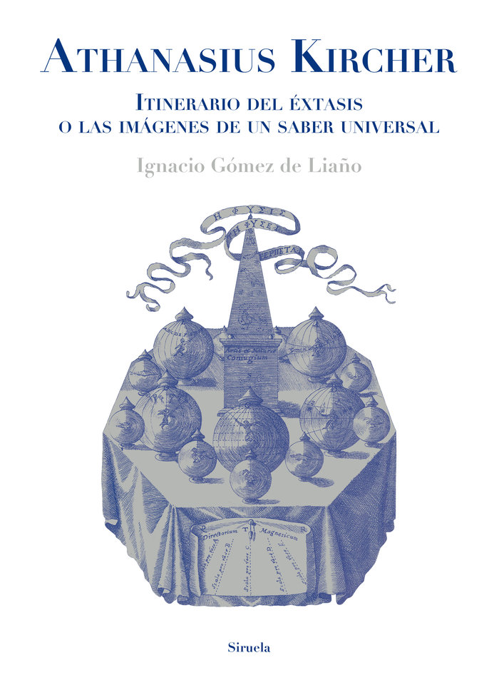 Athanasius kircher itinerario del extasis o las imagenes d