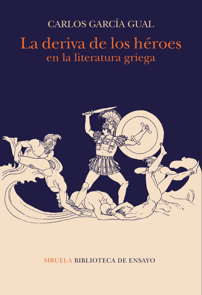 Deriva de los heroes en la literatura griega,la