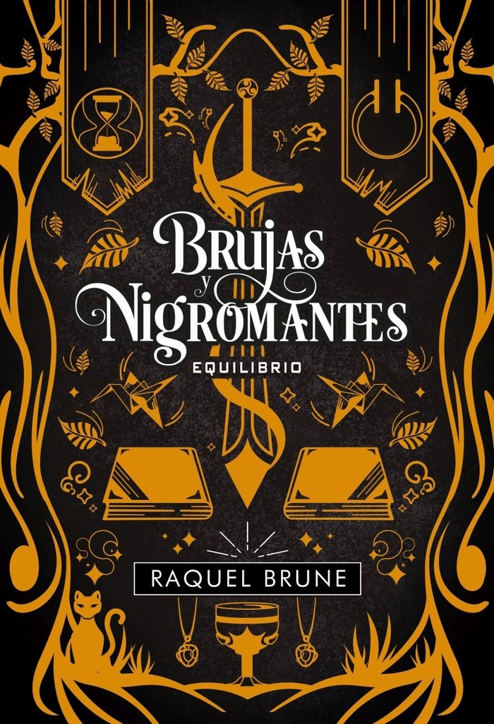 Brujas y nigromantes equilibrio