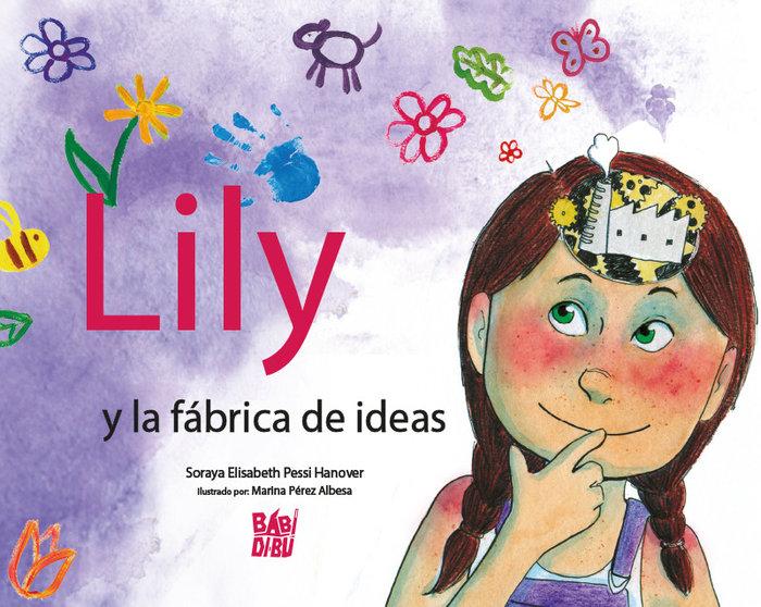 Lily y la fabrica de ideas