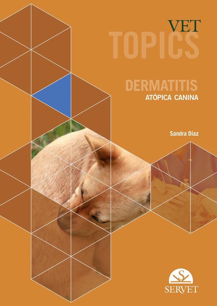 Vet topics dermatitis atopica canina