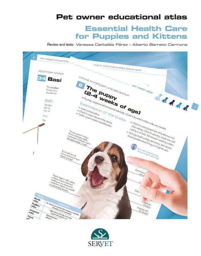 Pet owner educational atlas basic care fo