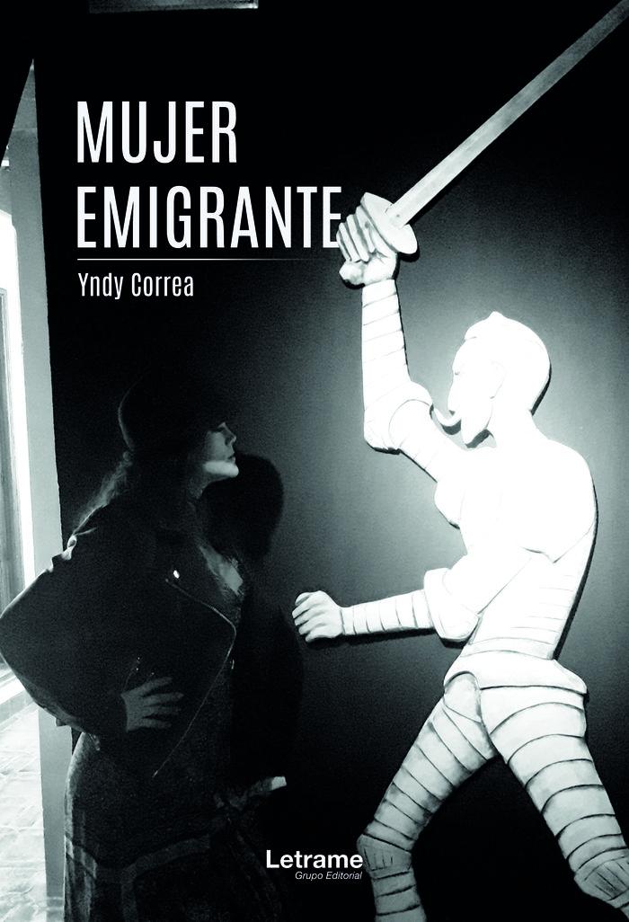 Mujer emigrante