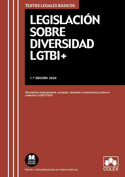 Legislacion sobre diversidad lgtbi+