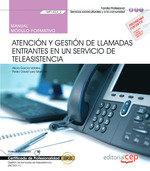 Manual atencion y gestion llamadas entrantes teleasistencia