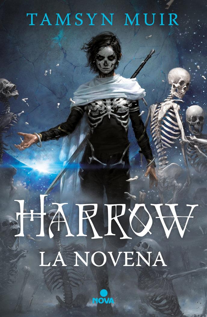 Harrow la novena trilogia de la tumba sell