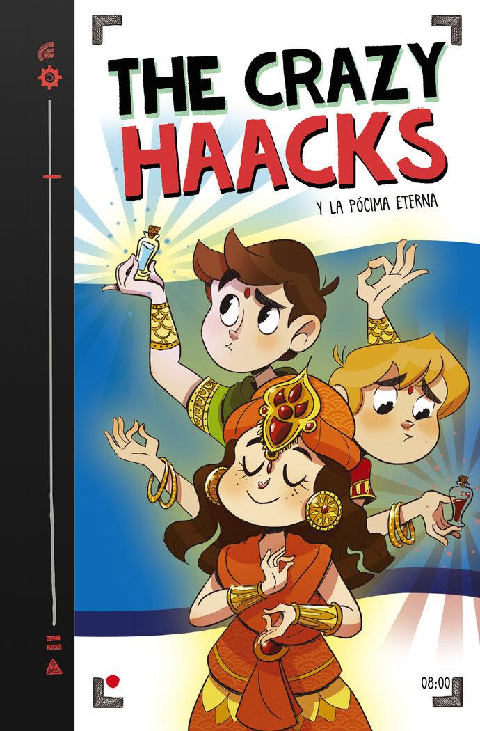 Crazy haacks 8 y la pocima eterna serie