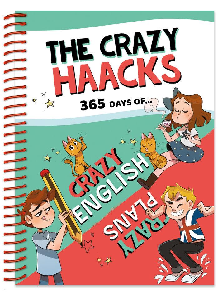 365 days of crazy english & crazy plans 2021