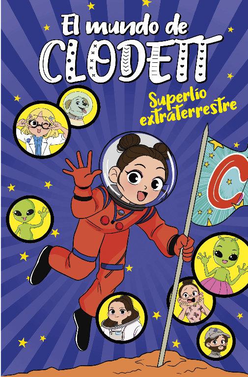 Mundo de clodett 6 superlio extraterrestre